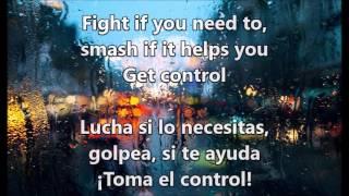 Thousand Foot Krutch - Take It Out On Me Subtitulado en Inglés y en Español