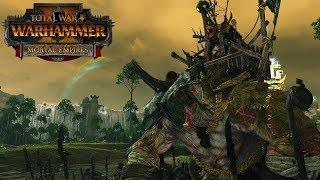 BONEBREAKER - Skaven vs. Vampire Counts - Total War Warhammer 2 Gameplay