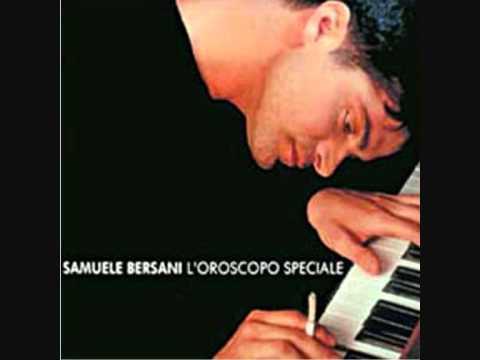 Lunedi de Samuele Bersani Letra y Video