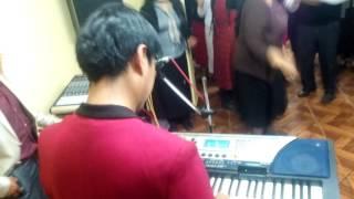 John Eli 2016 en la iglesia Yo Soy La Sanidad