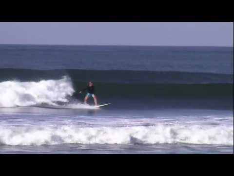 Bhavani in Nicaragua with Surf With Amigas