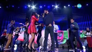 Обща песен - You`re the one that i want - X Factor Live (19.11.2015)