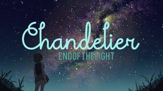 Nightcore - Chandelier [SubEsp + Lyrics]