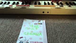 San Cisco - Awkward keyboard cover