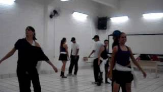 Ela dança, eu danço - 1ª apresentação