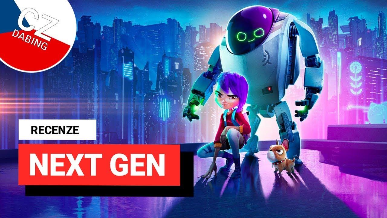RECENZE: Netflixovský animák Next-gen