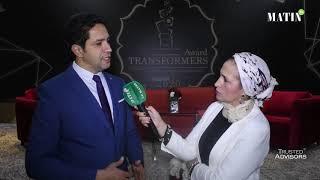 Transformers Awards by Trusted Advisors 2020: Déclaration de Farid Yandouz, Executive director- Trusted Avisors Group