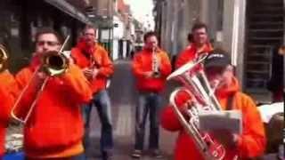 Anthem Fenerbahçe Netherlands Queen's Day 2013