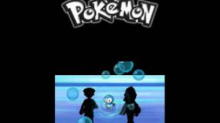 Pokémon Diamond Intro