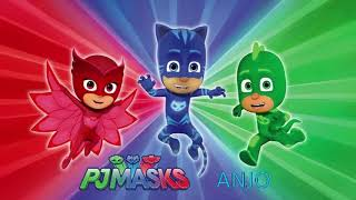 PJ Mask song by Anjo