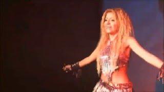 Tributo a Shakira por Rósaly Show
