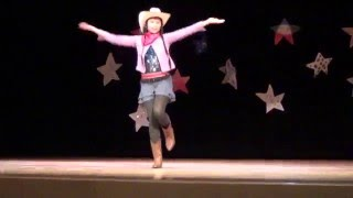 5th Grade Jolly Hoedown Zaynah Aparece - Dorothy Nolan, New York TOPS Talent Show