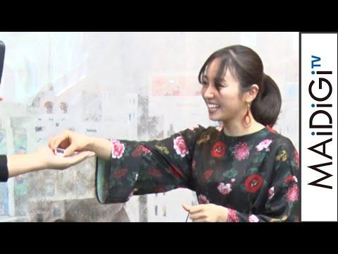 今泉佑唯、「欲しい人~!」 バレンタインのチョコ手渡しでプレゼント 舞台「あずみ~戦国編~」公演成...