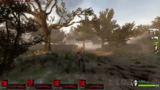 Left 4 Dead 2 Infected Gameplay and new items