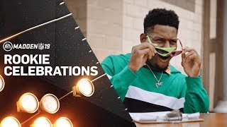 Madden 19 – Rookie Celebrations featuring Juju Smith-Schuster!