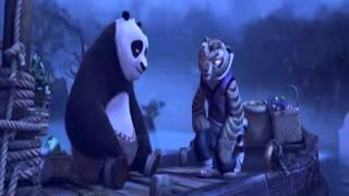 Po and Tigress-Tonight I'm Lovin' You