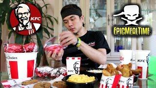 The Challenge EPIC MEAL TIME Failed (KFC Full Menu) width=