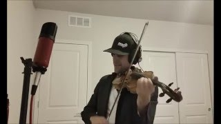 Rage Against the Machine - Killing in the Name of!! Acoustic Metal Violin Cover!