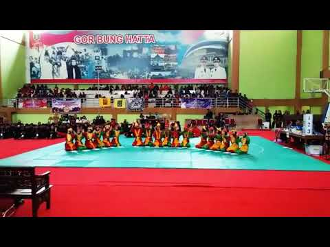 Tari Saman SMA Muhammadiyah 1 Ngawi