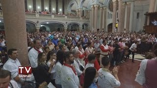 Novena Nossa Senhora Desatadora dos Nós foi dedicada à tradição gaúcha