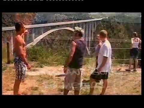 Promotion Video of Tsitsikamma Khoisan Village(South Africa) / BungyJumping