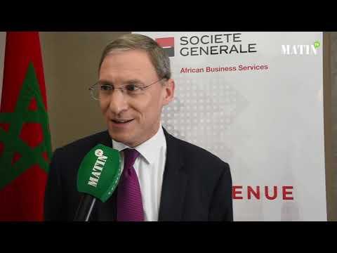 """Video : Laurent Tulong : """"SG ABS se veut un hub technologique au service des filiales africaines du groupe Société Générale"""""""