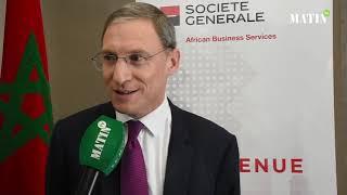 """Laurent Tulong : """"SG ABS se veut un hub technologique au service des filiales africaines du groupe Société Générale"""""""