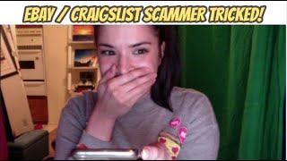 Voice actor scams the scammer! TOO funny...! #scambaiting