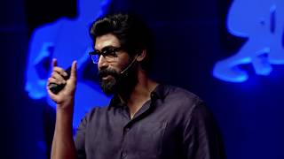 Redefining Storytelling | Rana Daggubati | TEDxHyderabad