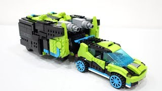Lego Creator 31074 Add on! Cyclone Convoy!
