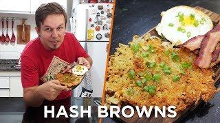 Hash Browns - Cozinha com batata - OCSQN! #148