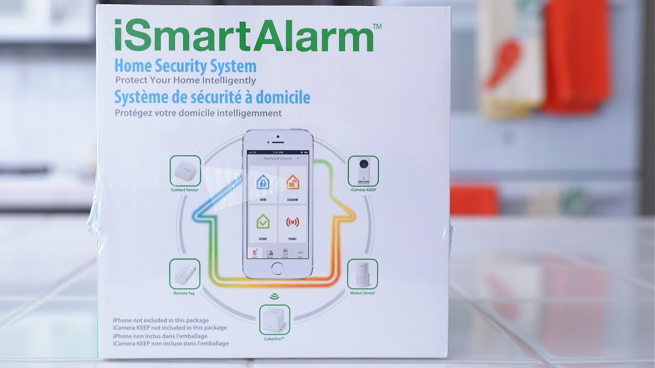 Smart Home Security System Bloomingdale GA