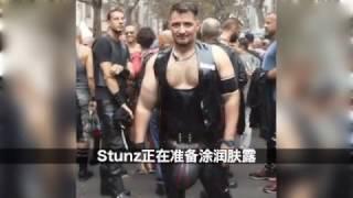 德国男子玩阴茎整形:22厘米长,3公斤重