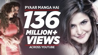 PYAAR MANGA HAI Video Song | Zareen Khan,Ali Fazal | Armaan Malik, Neeti Mohan  | Latest Hindi Song width=