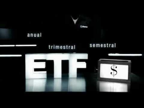 Estructura de los ETFs