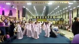 Coreografia Rompendo-Elaine Martins