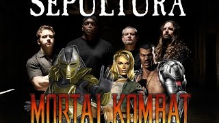 Sepultura Boycott (MORTAL KOMBAT)
