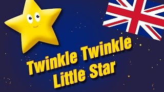 Twinkle Twinkle Little Star HD | Jiggy Kids