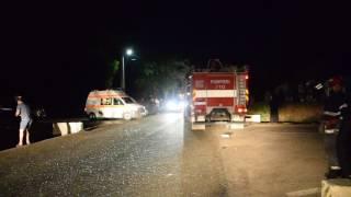 Accident cu maicute Oraseni Deal Botosani