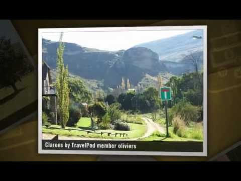 """""""South Africa"""" Oliviers's photos around Clarens, South Africa (clarens accommodation in pics)"""