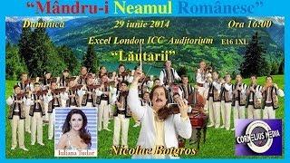 Concert grandios la Londra 29 iunie 2014