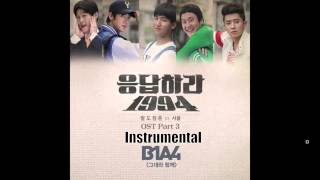 "B1A4 ""With You"" OST INSTRUMENTAL Replay 1994 그대와 함께 (Inst.)"