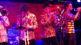 Gallowstreet Brass Band & Jungle by Night, North sea Jazz Club