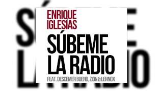 Súbeme La Radio - Enrique Iglesias Ft. Descemer Bueno, Zion & Lennox (Letra) // Reggaeton 2017