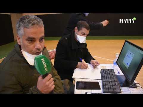 Video : Casablanca: La campagne de vaccination se poursuit avec les personnes âgées