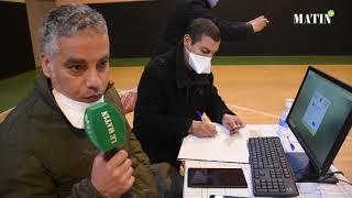 Casablanca: La campagne de vaccination se poursuit avec les personnes âgées