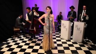 Hollaback Girl - Vintage Swing Gwen Stefani Cover ft. Robyn Adele Anderson