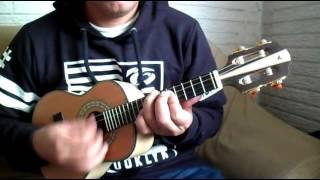 Cavaquinho Constantino Luithier Faya (Ferrugem - O som do tambor)