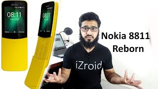 Nokia 8110 4G Specifications, My Opinions & Price In Pakistan width=