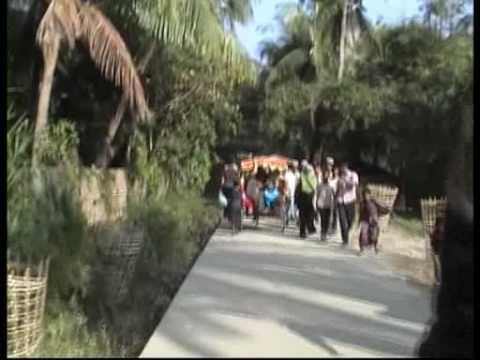 St Martin's Martins Bangladesh Rickshaw ride